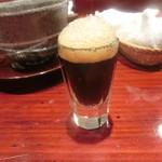 草喰 なかひがし - 食後コーヒー