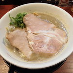頑固麺 - 鶏豚