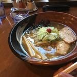 吉山商店 - 塩ラーメン(ノーマルサイズ)