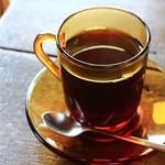 カフェとカバン -