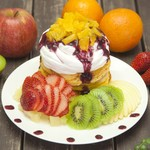 Fruits Cafe Rulave - 料理写真: