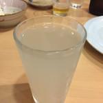 かどや - 日本酒 冷 グラス ¥300〜