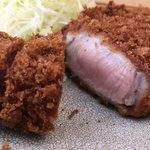 山本ロース - 料理写真: