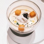 83149545 - 新玉ねぎのスープ