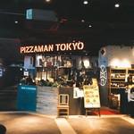 PIZZAMAN TOKYO - 外観