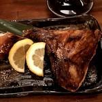 産直海鮮居酒家 浜焼太郎 - カマの塩焼き♪