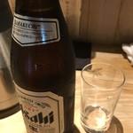 京ばし松輪 - 昼ビールって素晴らしい