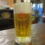 食菜鮮魚 たか家 - オリオン生ビール
