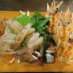 食菜鮮魚 たか家 - 車海老の刺身