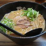 麺や ふくわらい - らーめん700円