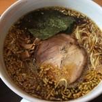 ラーメン みそ伝 - 料理写真:黒中華そば