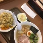 83159035 - ラーメン定食 (890円)
