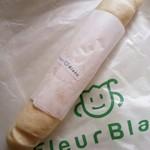 フルールブラン - ミルキーフランス 130円+税