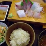 ほくしょう - ランチ/熊野古道定食 850円
