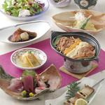 沼津港直送の海鮮と創作料理 ゆうが沼津 - 3500円宴会コース