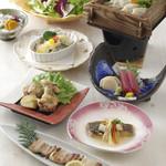 沼津港直送の海鮮と創作料理 ゆうが沼津 - 3000円宴会コース