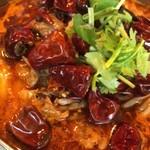 老虎荘 - 牛肉水煮麺