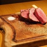 far.pitte - ■鹿児島県産 黒牛 240g