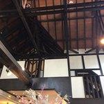 グランチェスター - 高い天井