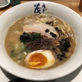 茂司 - 料理写真:茂司らー麺