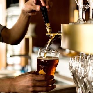 オリジナルクラフトビール「THESPINDLEALE」