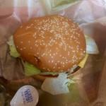 バーガーキング - ワッパー1個で満足する胃になったらしい…