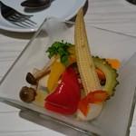 83178734 - 夏野菜のピクルス