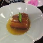 銀座 吉宗 - 豚の角煮