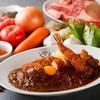 ダイヤモンドカリー - 料理写真:じっくり時間をかけて煮込むことで生れる「独特の甘みとコク」=「和牛の旨味」が溶け込んだルウがこだわり。