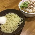 角昌 - かすカレーつけ麺 つけ麺 丸和のラーメン使用❗️