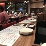 俺のイタリアン TOKYO - カウンター