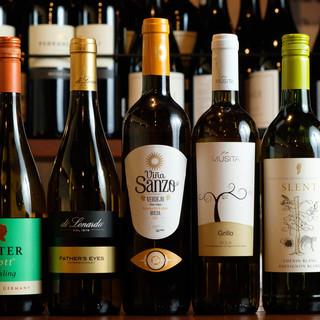 新しい味、新しい感動との出会いを…。■ソムリエ厳選ワイン■
