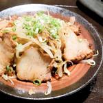 美味・美味 - おつまみ焼豚