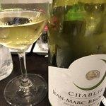 Kitchen VAN - 白ワイン ジャン  マーク  ブロカード