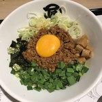 麺や マルショウ - 台湾まぜそば780円