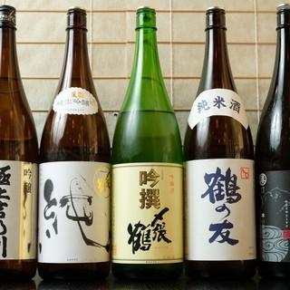 絶品串焼きと厳選の日本酒…。乙な組み合わせをまったり愉しむ◎