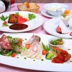 フレンチレストランMori - 料理写真: