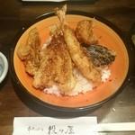 串天ぷら 段々屋 - 天丼2