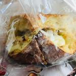 ハート ブレッド アンティーク - 料理写真:シチューパン