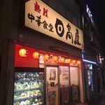 83185664 - たまに行くならこんな店は、目白駅チカで気軽に中華系な料理がぺろりと楽しめちゃう「日高屋 目白店」です。