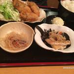 吟酒海楽 和 - カキフライ 980円