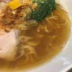 83186027 - サカナの旨味が詰まったスープ