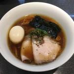Japanese Soba Noodles 蔦 - 「味玉醤油Soba」1100円