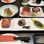 シーガル - 料理写真:コースお料理