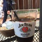 肉ビストロ&クラフトビール ランプラント - ランチアイスコーヒー