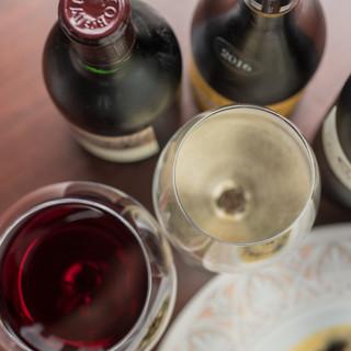 日本産ワインからオーガニックやサスティナブルワインまで。