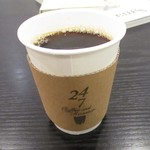 24/7 coffee&roaster - 赤胴(深煎り)珈琲