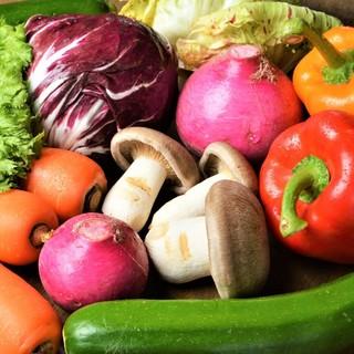 [旬菜]愛知県の無農薬野菜や有機野菜を抜群の鮮度でお届け♪