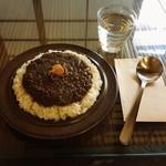 ハイファイカフェ - カレーセット 1000円
