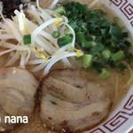 ラーメン岡本っちゃん - 料理写真:まじめトンコツ